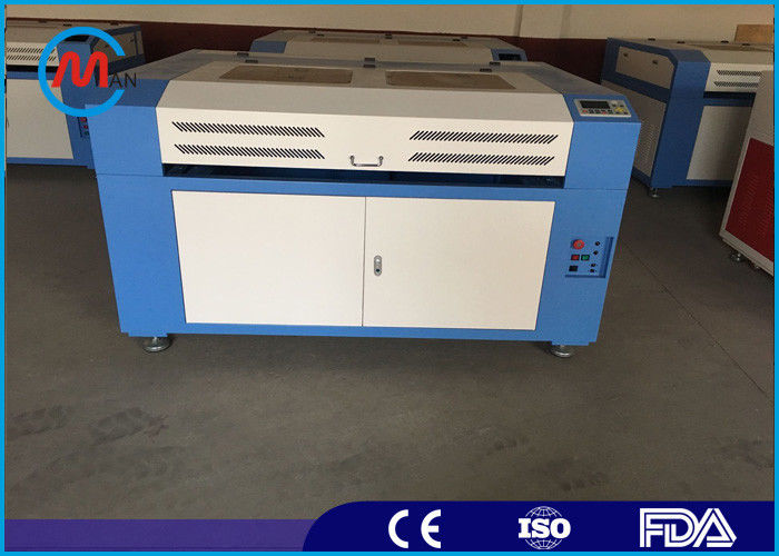 High Speed 50W CO2 Laser Engraving Cutting Machine For Wood DSP Control System