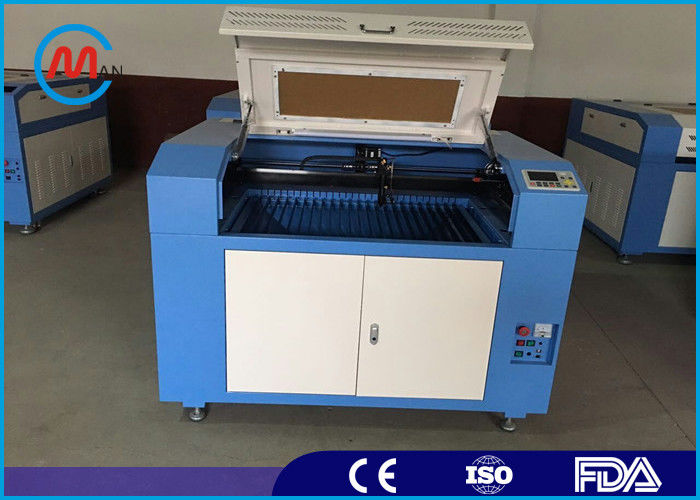 Low Noise Wood Laser Engraving Machine Co2 Laser Engraver Long Service Life