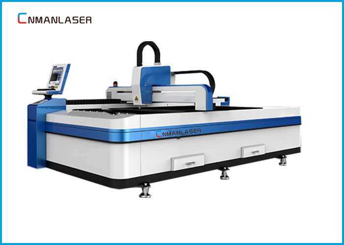 Water Cooled Automatic RAYCUS IPG CNC Fiber Laser Cutting Machine