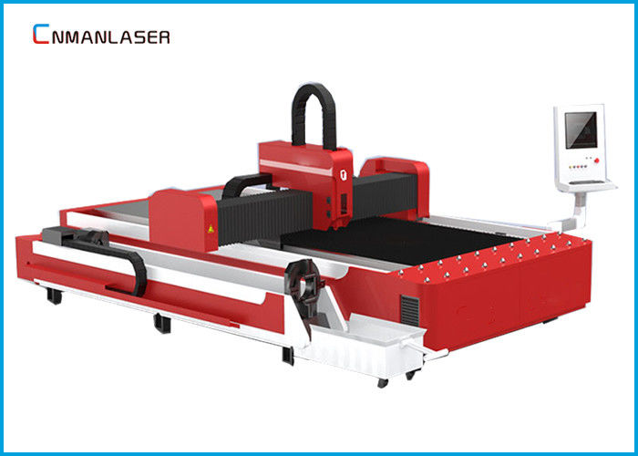 1000w Stainless Steel Silver Metal Tube Fiber Laser Cutting Machine Price