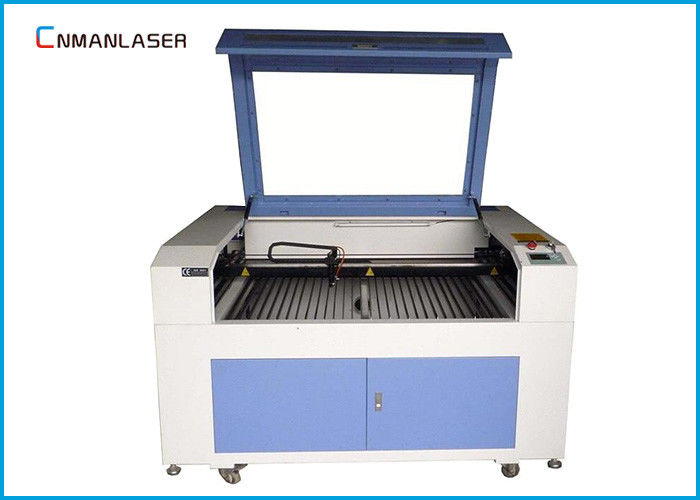 High Efficiency 1390 Paper Acrylic Crystal Wood Laser Cutting Machine With 3000 Chiller