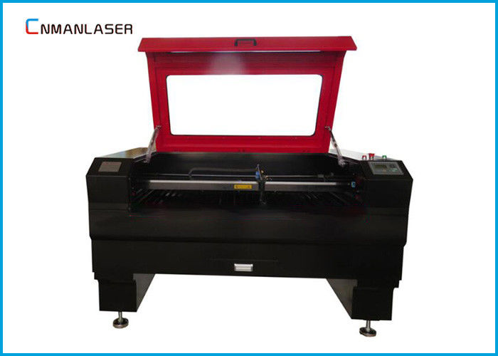 Acrylic MDF Plastic Fabric Wood Laser Cutting Machine 80w 100w 120w