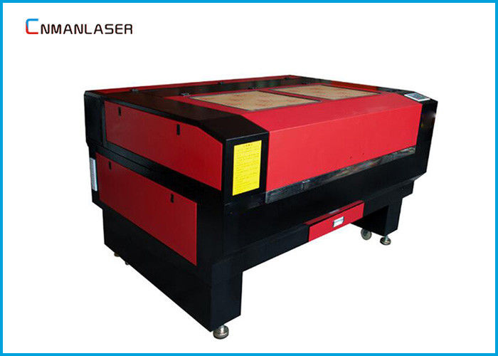 100w Laser Glass Wood Panel Cutting Machine CO2 Laser Cutter With Water Chiller