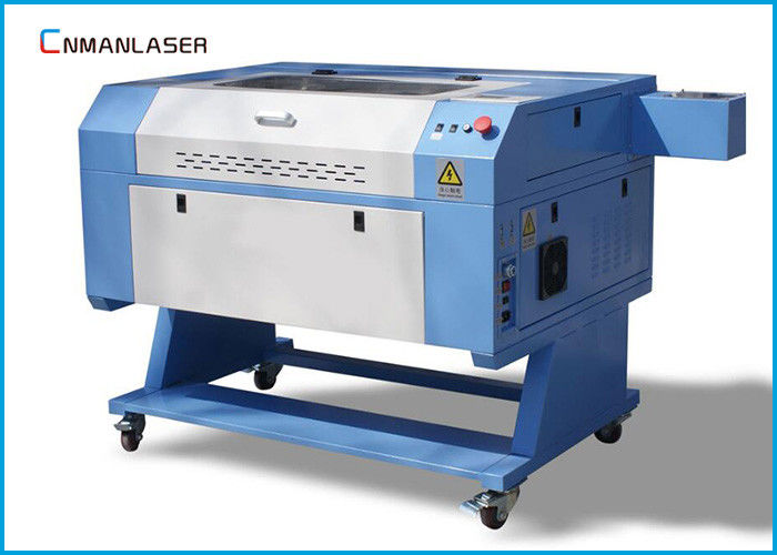 High Accuracy Mini Laser Cutting Machine For Wood / Glass Crystal
