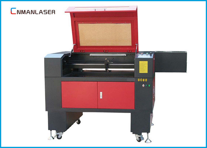 Acrylic Fabric 80w Sealed CO2 Laser Cutting Machine With Digital Auto Focus Single Head