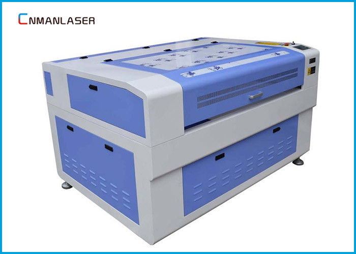 Architectural Honeycomb 80w CO2 Laser Cutting Machine With 3000 Water Chiller