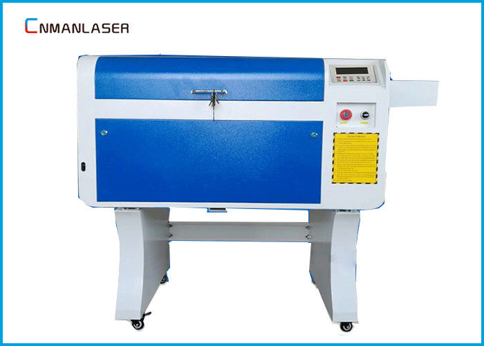 Carving Marble Granite Stone Laser Cutter And Engraver Machine AC220V 80W 600*400mm