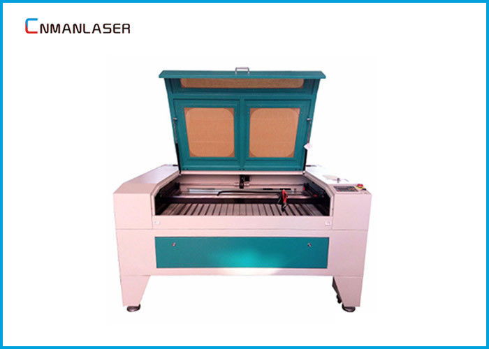 Water Cooling And Protection System 1390 Laser Engraving Cutting Machine For Ceramics